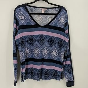 VICTORIA'S SECRET Long Sleeve Thermal Top